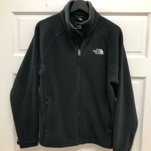 The North Face Black fleece men's size small
